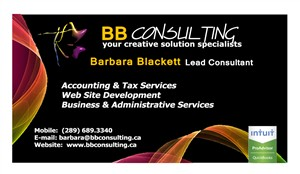 Blackett, Barbara - Bus Card